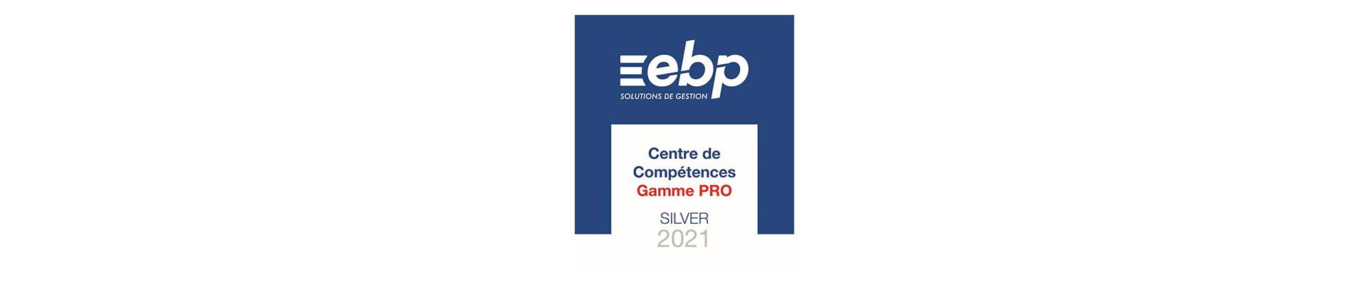EBP centre silver 2021